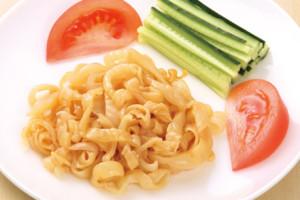 クラゲの冷菜_ヌキ