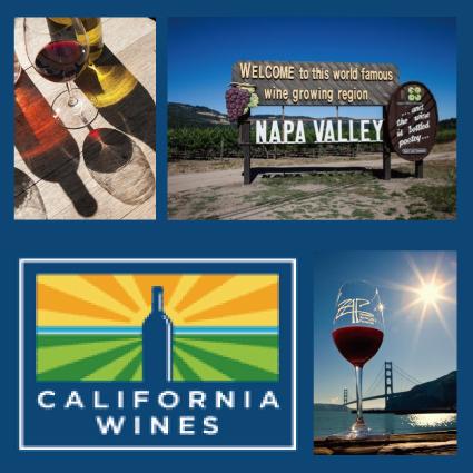 グラスで楽しむカリフォルニアワイン Calofornia by the Glass Promotion