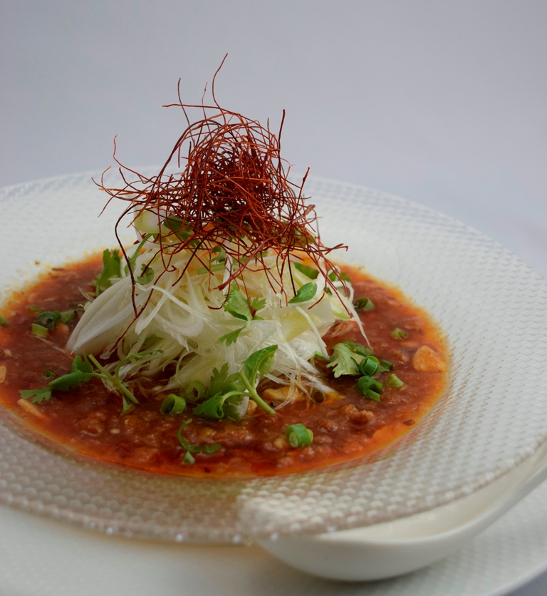 夏季限定!!冷製麻婆豆腐