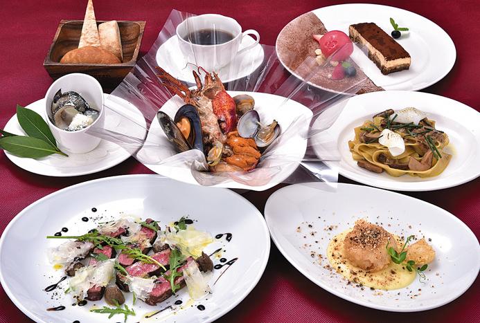 Ⅹ'mas Special menu ~ナターレ~