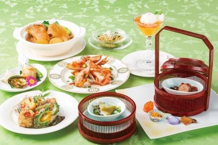 夏の名菜コース(なつのめいさいコース)