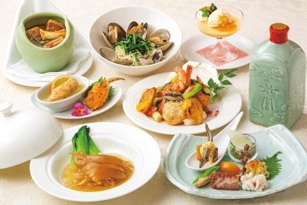 旬の食材の美味 匠の献立コース(たくみのこんだてコース)